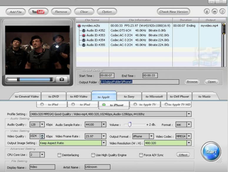video convertitore da mkv per mac