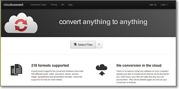 convert m4r to mp3 online-CloudConvert