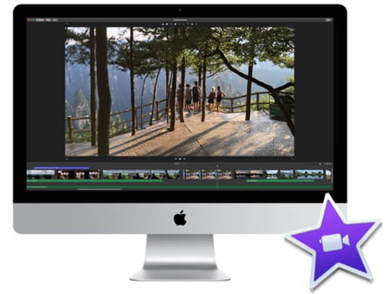 geconverteerde mov importeren in iMovie