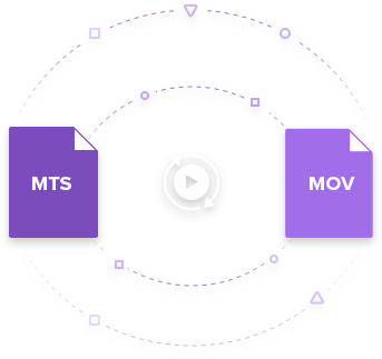 convert MTS to MOV