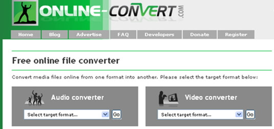 converti mov in mp3 online