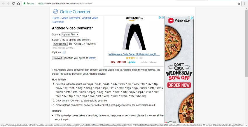 Online Konverter