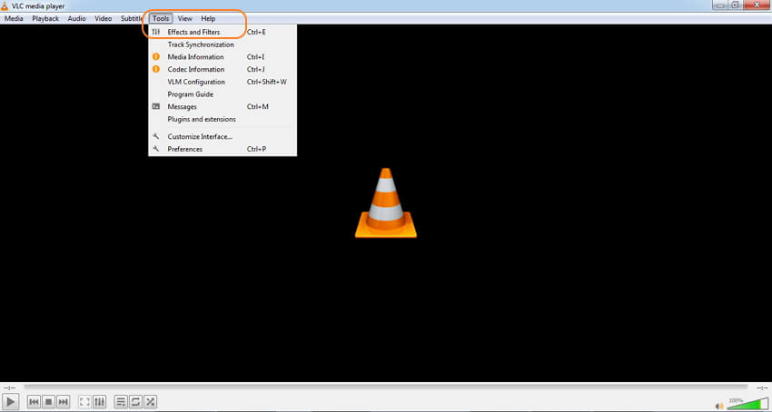 add mov to vlc