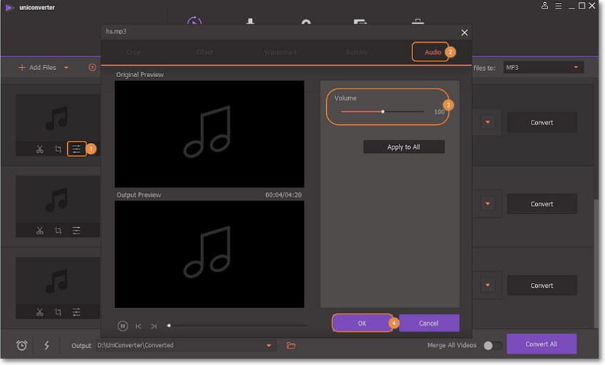 remove mp3 vocal