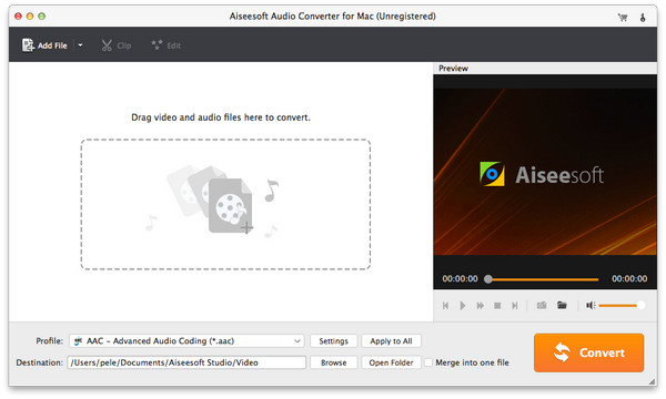 برنامج Aiseesoft Audio Converter لتحويل MP3