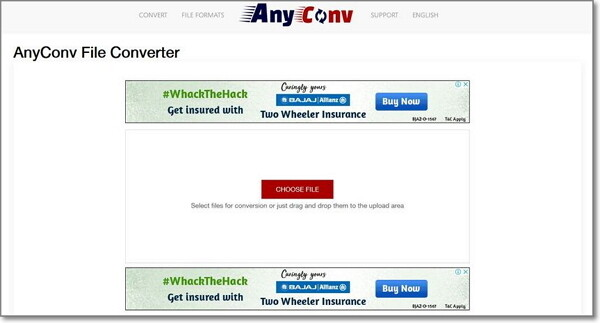 convert 3GP to MP3 by AnyConv