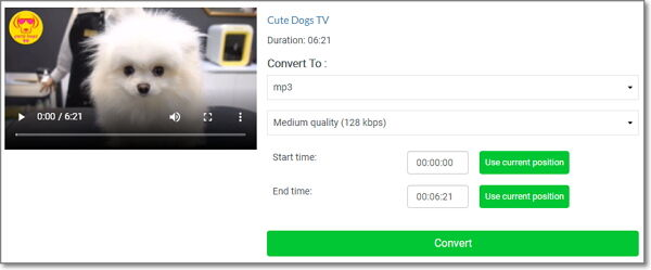 convert facebook video to mp3-GetVid