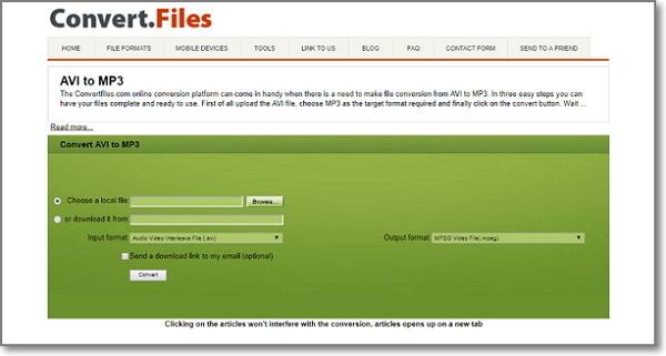 convert m4r to mp3 online-Convert.Files