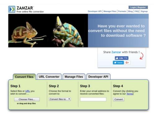Convertir M4A en MP3 - Conversion en ligne gratuite du fichier M4A(Audio-only MPEG-4) en fichier MP3(MPEG-1 or MPEG-2 Audio Layer III) - Convertir des fichiers audio ...