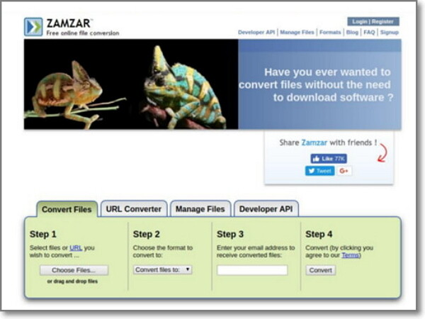 convert mp3 to wma-Zamzar