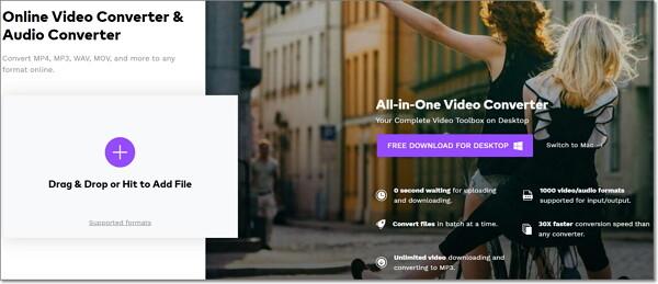 convert ogg to mp3 online-Online UniConverter