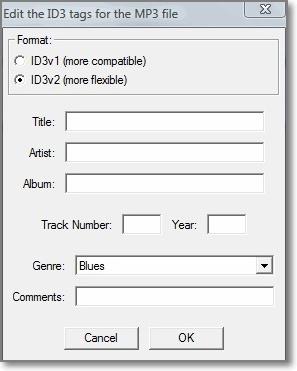 export audacity files in mp3