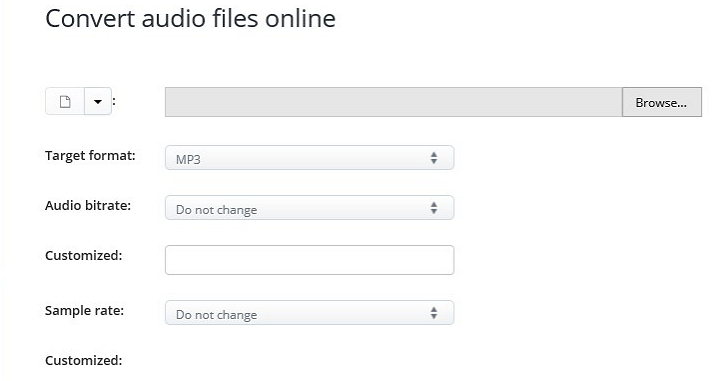 convert flac to mp3 online free