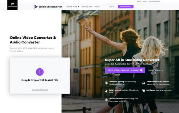 convert mp3 to wav online
