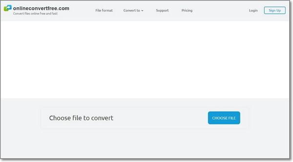 convertir 3GP a MP3 por Onlineconvertfree
