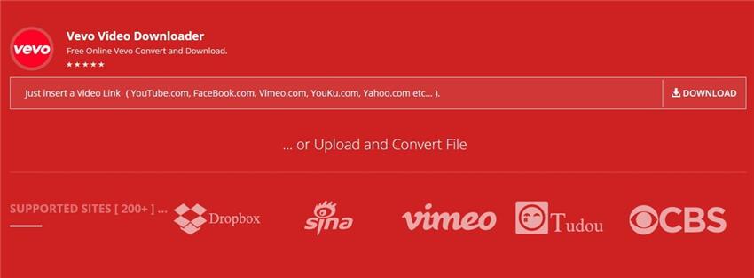 vevo online downloader