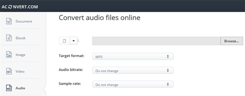 wma to mp3 converter free online