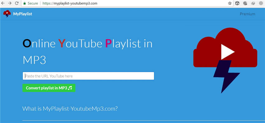 YouTube Playlist in MP3 Konverter online