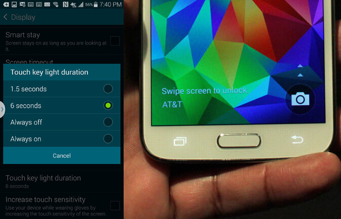 convert MP4 to Galaxy S7 - tip 2