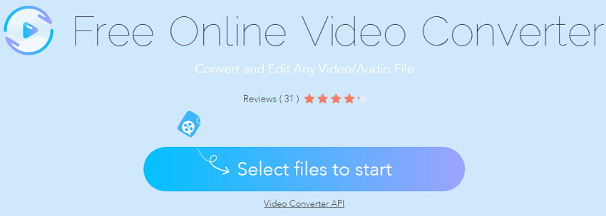 Apowersoft Video Converte - online video converter