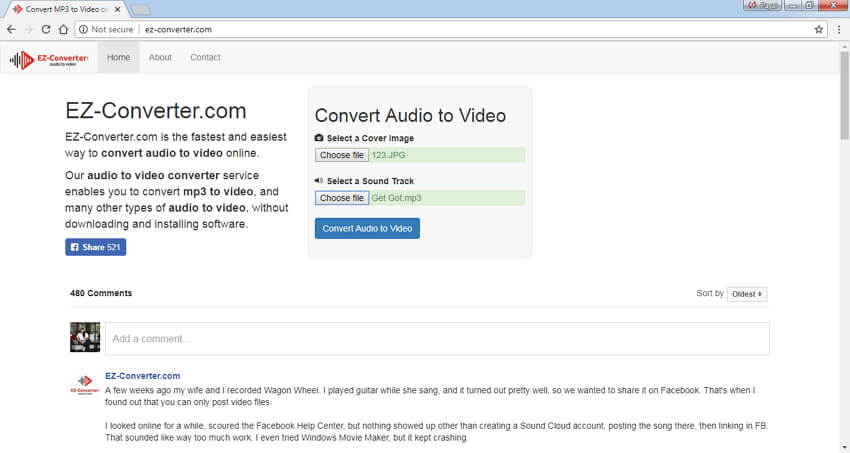 How to Convert MP3 to MP4 Free Easily
