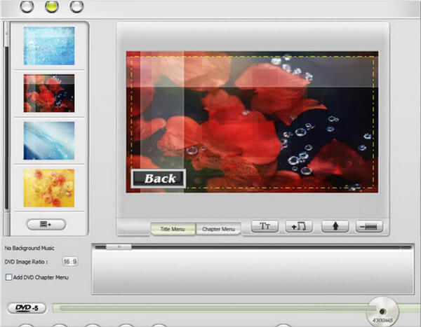 MP4 zu DVD burner - WinX DVD Creator