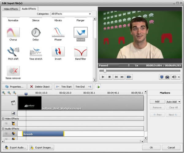 masterizzatore di MP4 su DVD - Convertitore Video AVS