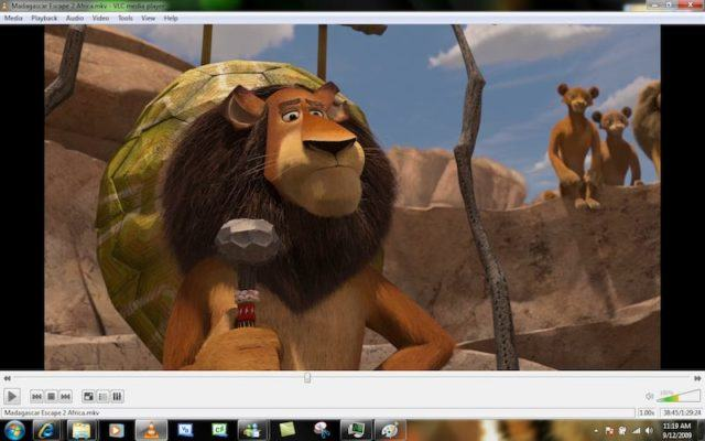 reproductor mp4 para windows 10 VLC