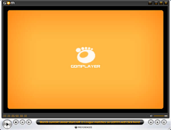 mp4 media player GOM player