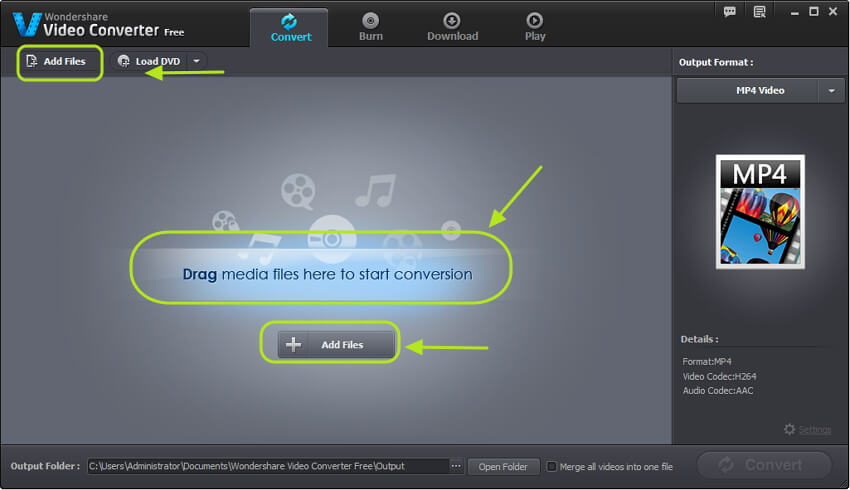 How to convert MP4 to MPEG/MPEG-1/MPEG-2