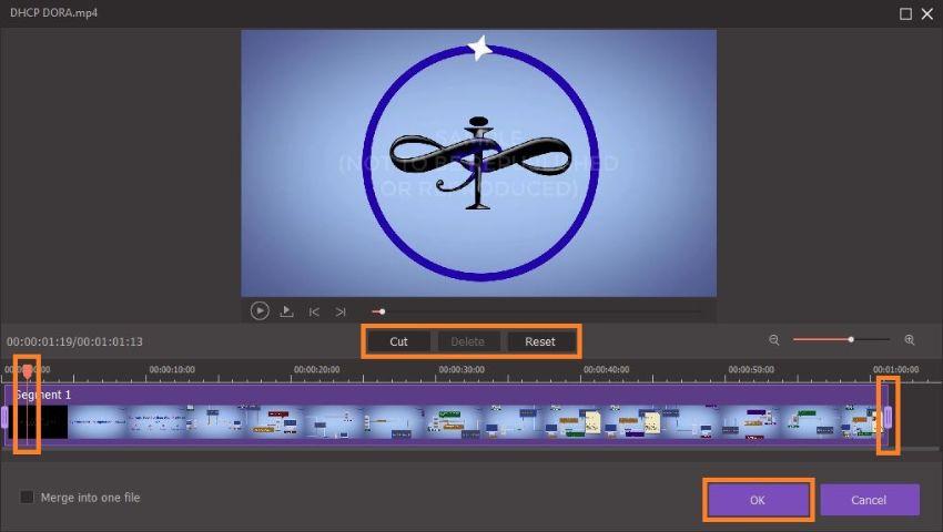 reduce video length