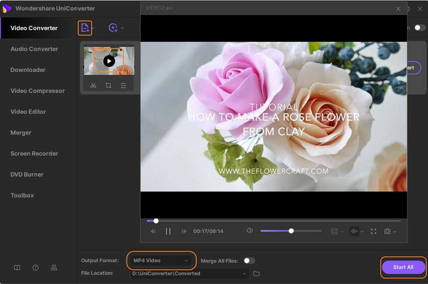 adjust the recording setting