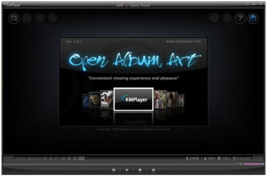 alternative gratuite ?Windows Media Player - KMPlayer