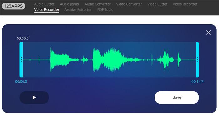 trim voice files