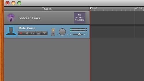 edit audio tracks