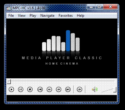 open media player