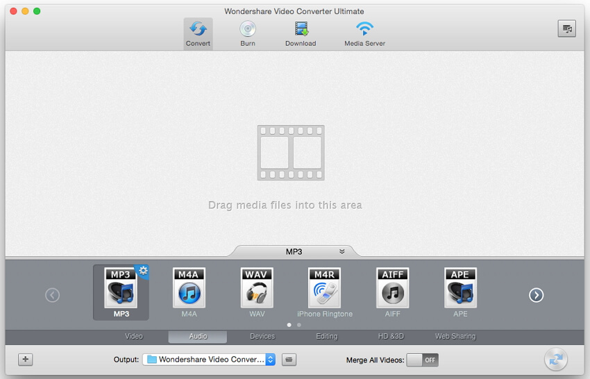 Convert AVCHD to MP4 on Mac