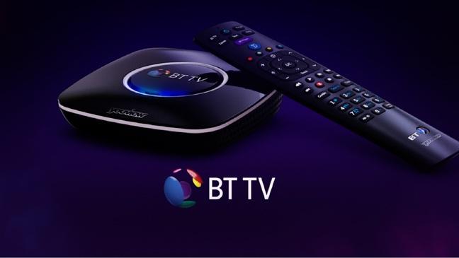 BT TV Recording Box