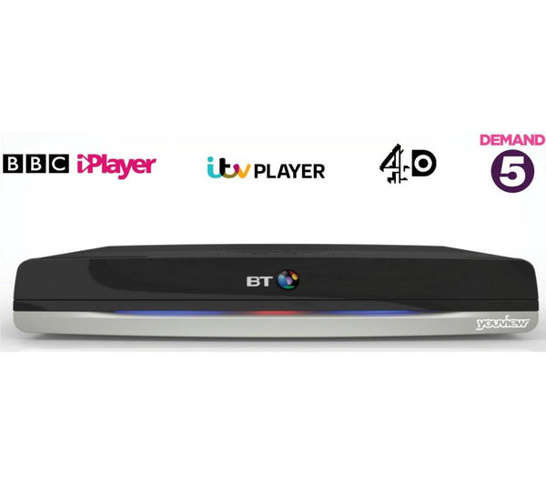 HUMAX DTR-T2100 AKA BT Youview+