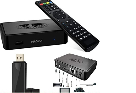 MAG IPTV Recording Box