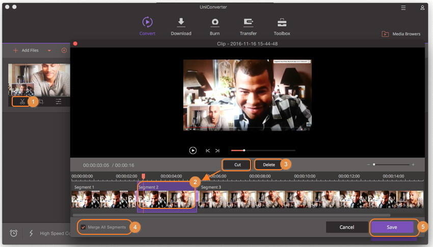 edit videos with VLC alternative