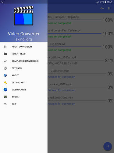 Best 6 Video Converter Apk for Android in 2019