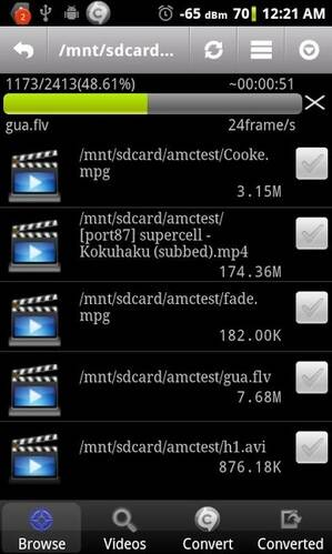 Android Video Converter App: Video Converter Android