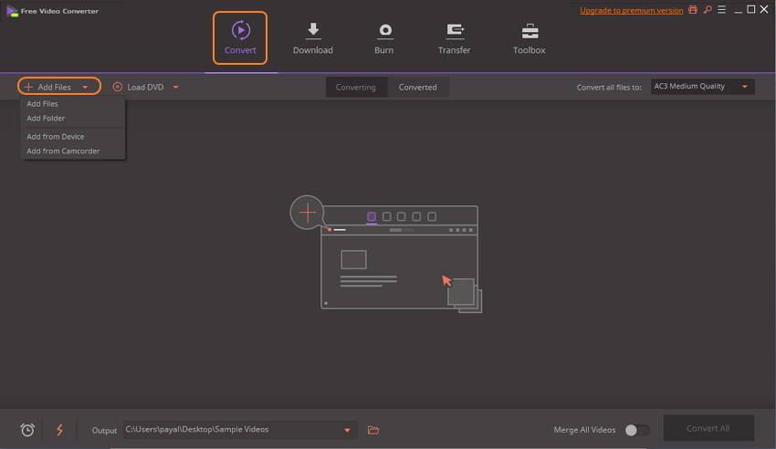 convertisseur de vidéo MPEG gratuit