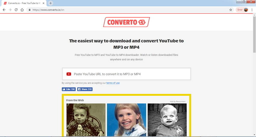 free YouTube video converter - 6