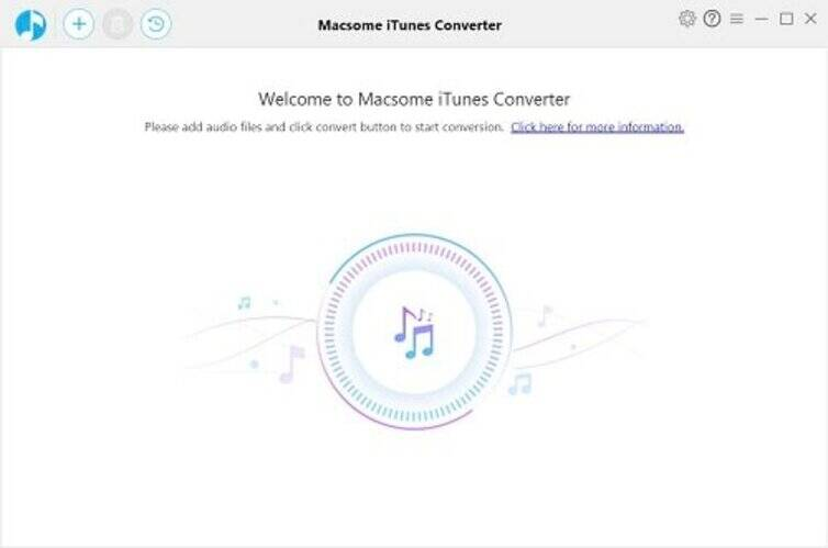 Conversor de Vídeo a iTunes Online - Macsome iTunes Video Converter
