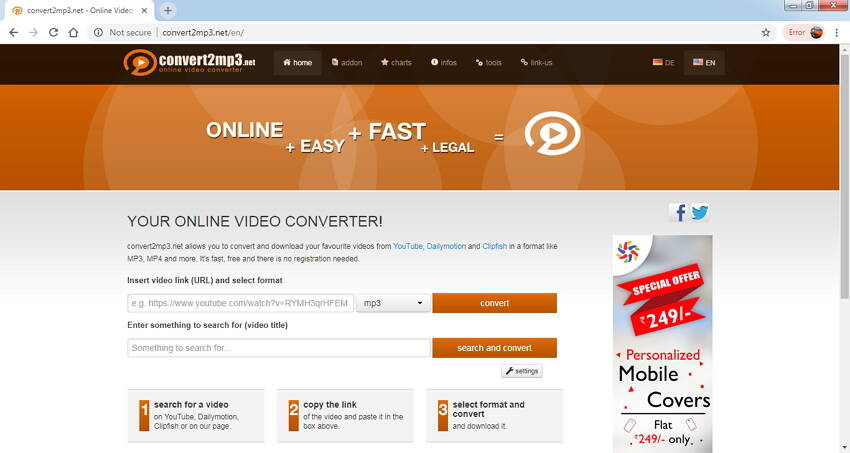online YouTube converters - 4