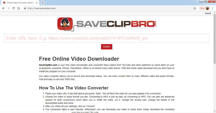 online YouTube converters - 5
