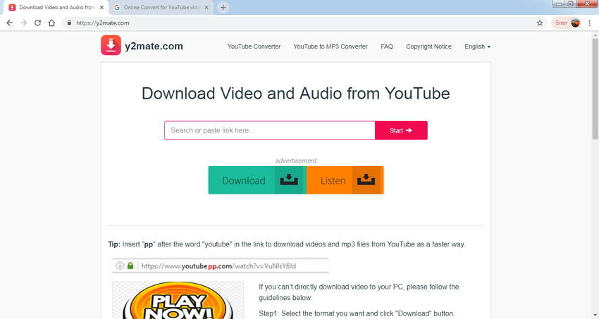 online YouTube converters - 9