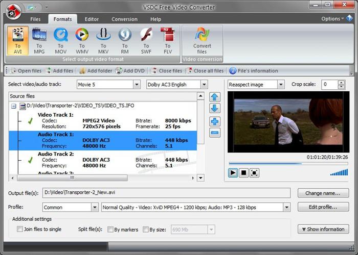 Most Helpful Free Video Converters - VSDC Free Video Converter